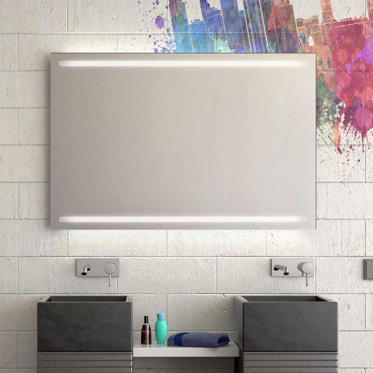 Badspiegel beleuchtet Airvuyon Two