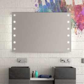 Badezimmerspiegel mit Beleuchtung Europa