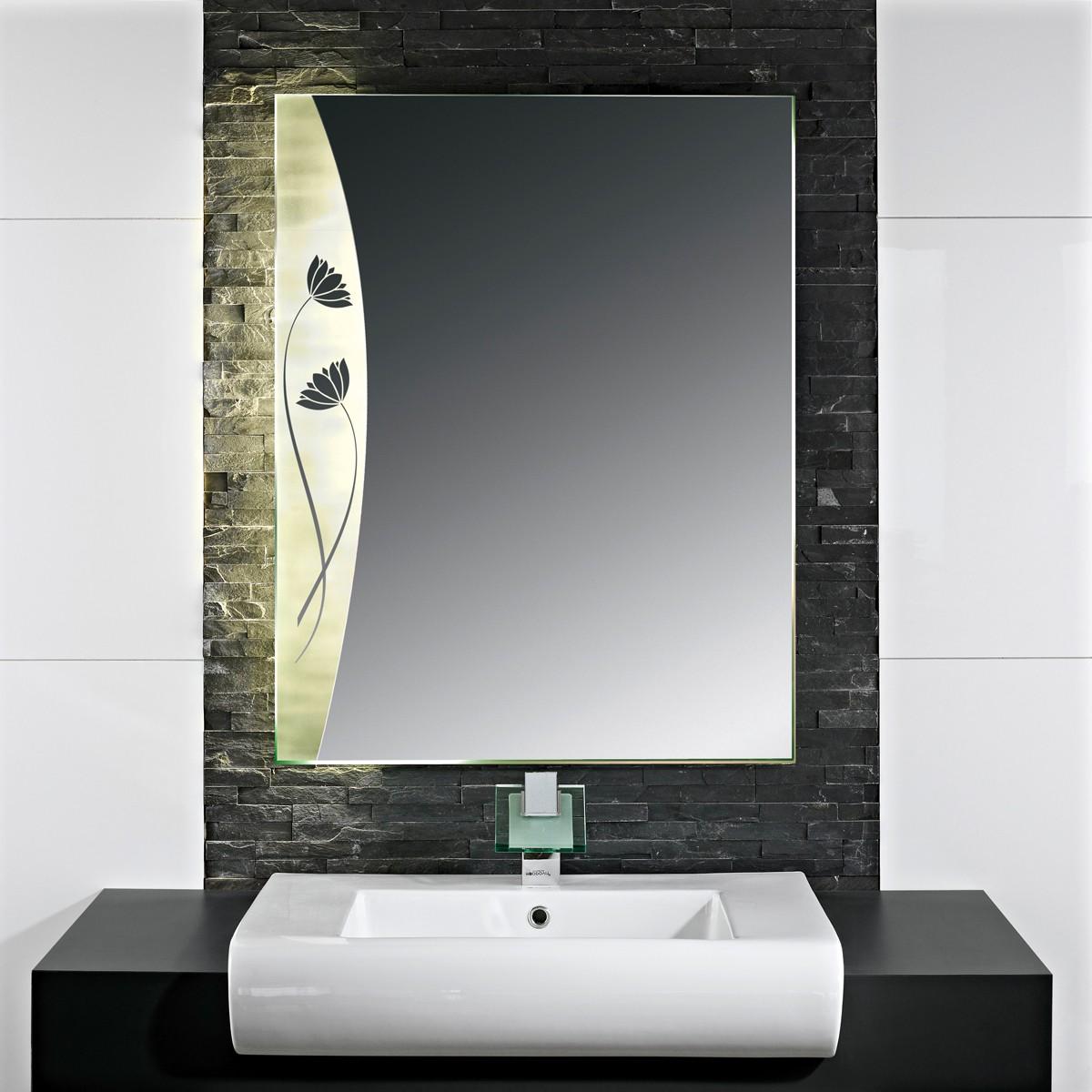 Badspiegel Abetim