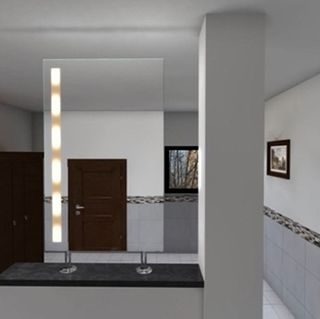 Spiegel Raumteiler Bogota – Bild 1