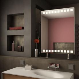 Spiegel Raumteiler Amun