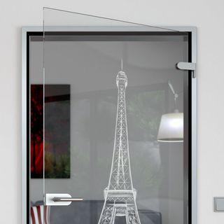Glastür Eiffelturm – Bild 2
