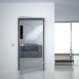 Glastür gelasert mit Motiv Fuelli ab 359,00 EUR von Lionidas auf glastüren-shop.com