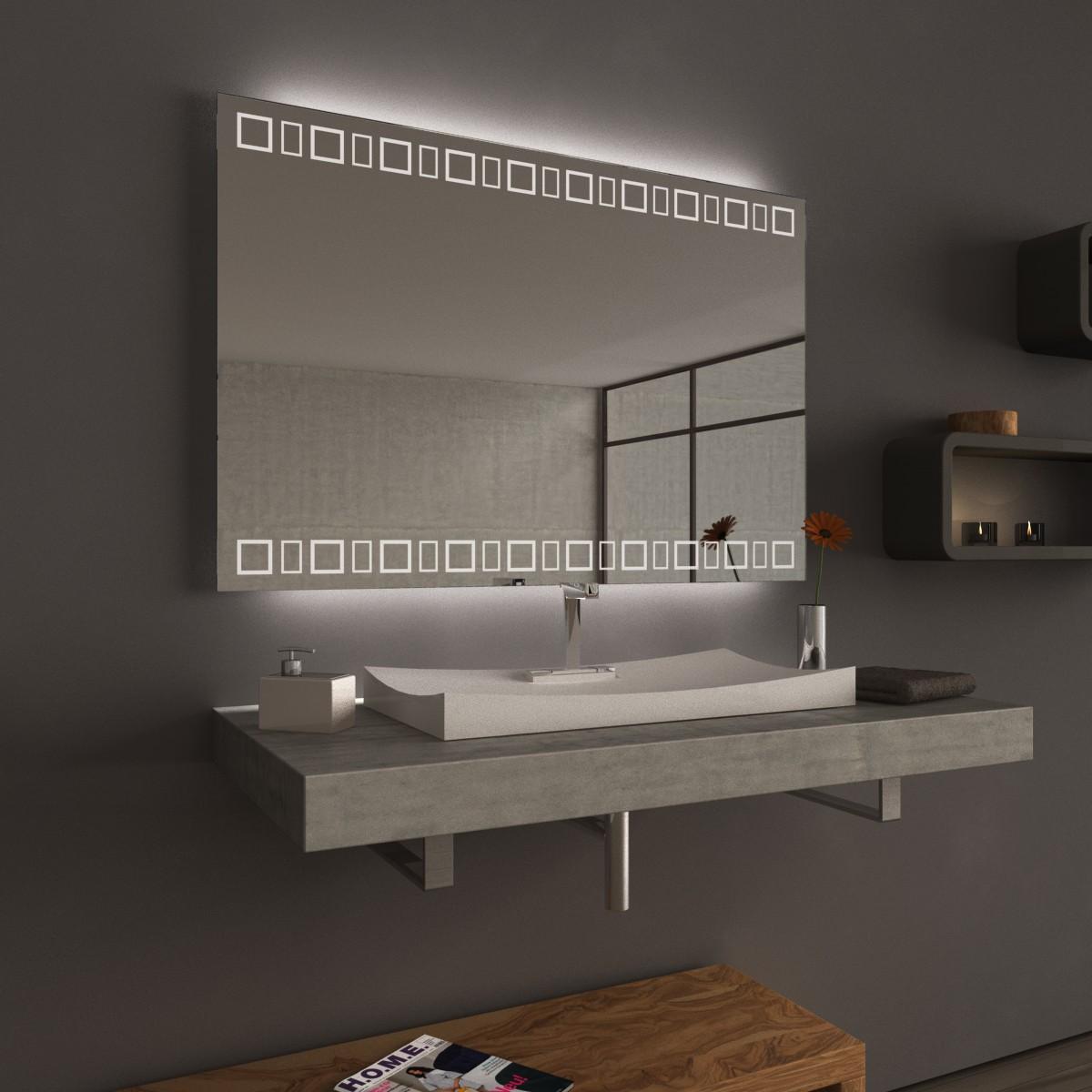 Badspiegel SquareLine