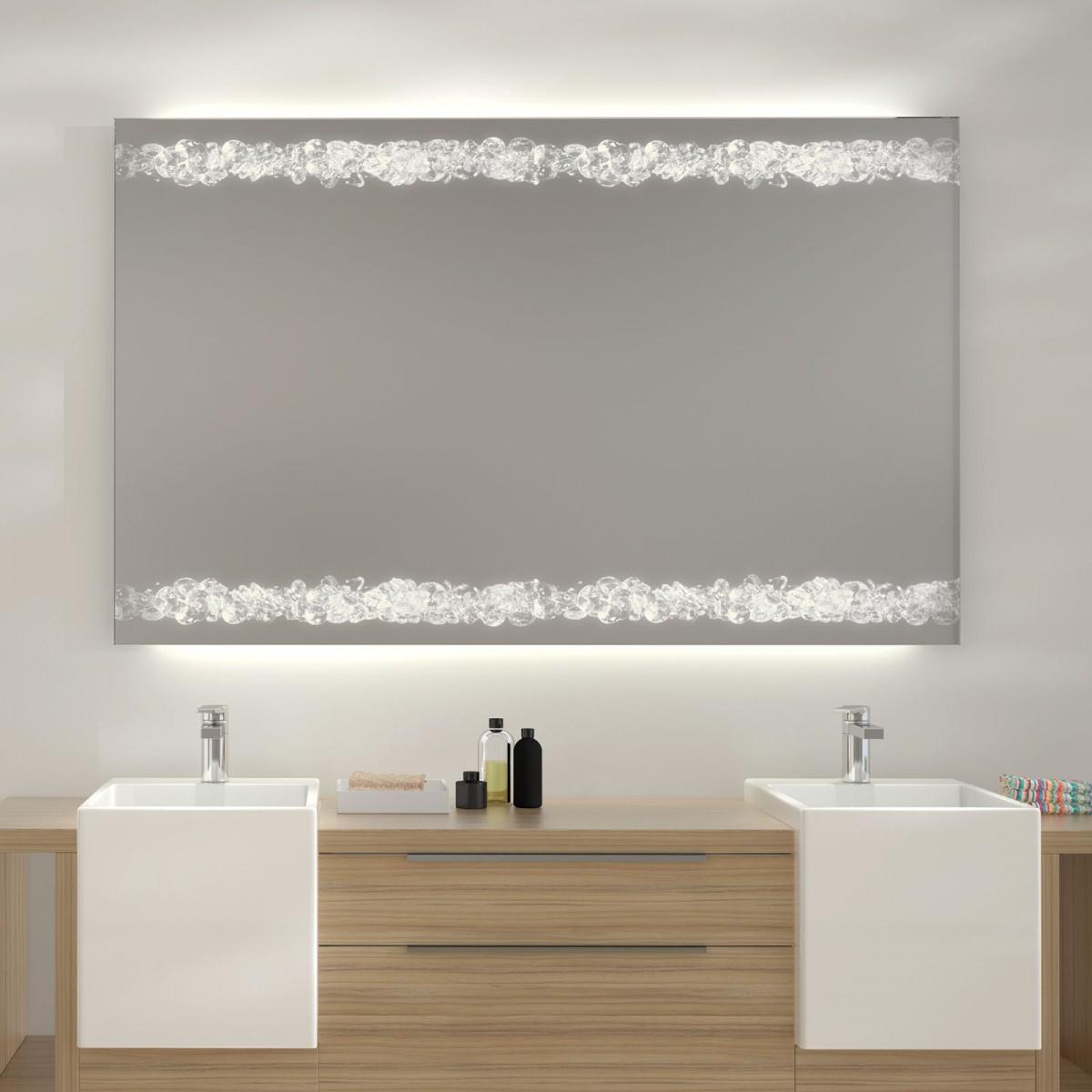 wandspiegel led diamantenfieber 989704038. Black Bedroom Furniture Sets. Home Design Ideas
