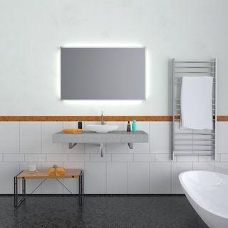 Wandspiegel LED Minimalis – Bild 2