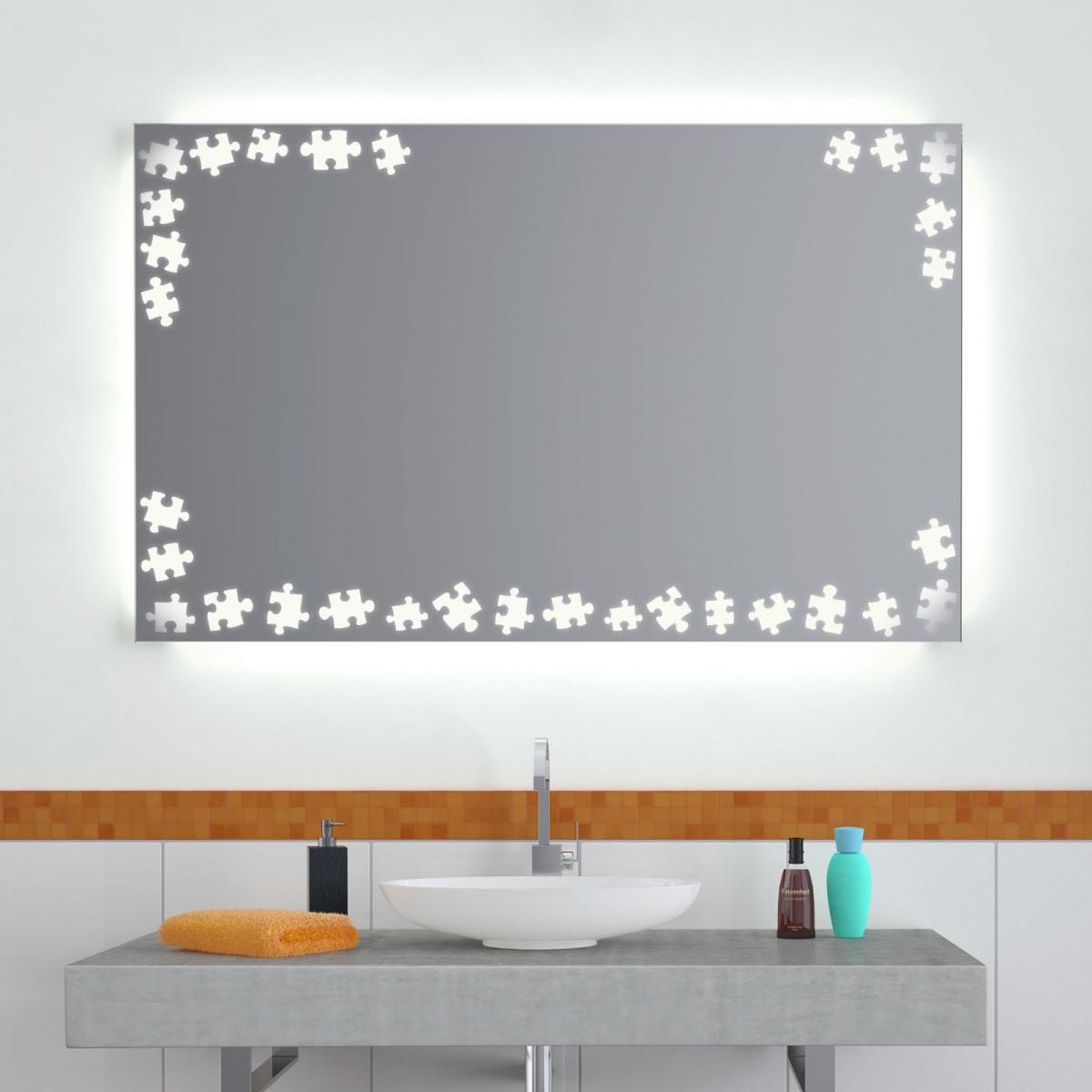 Wandspiegel LED Ravensburg