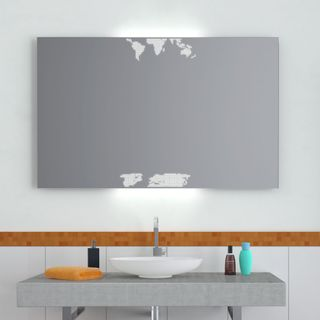 Badezimmerspiegel LED Hamburg – Bild 1