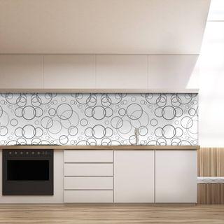 Küchenrückwand aus Glas Bubbles  – Bild 2