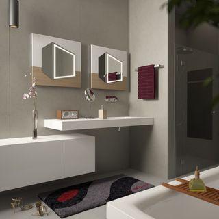 Badspiegel Cubo – Bild 2