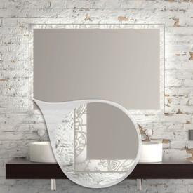 LED beleuchteter Badspiegel Neuwied