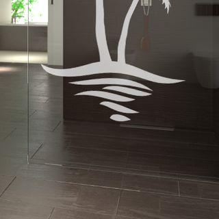 Walk In Dusche mit Palmen Erkelenz – Bild 3