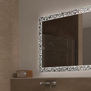 Spiegel mit LED-Beleuchtung Euralia – Bild 2