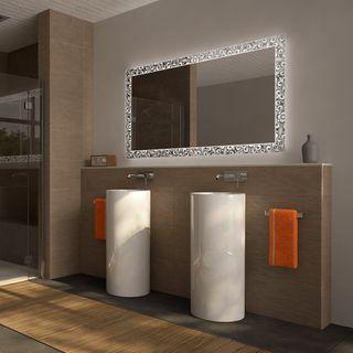 Spiegel mit LED-Beleuchtung Euralia – Bild 1
