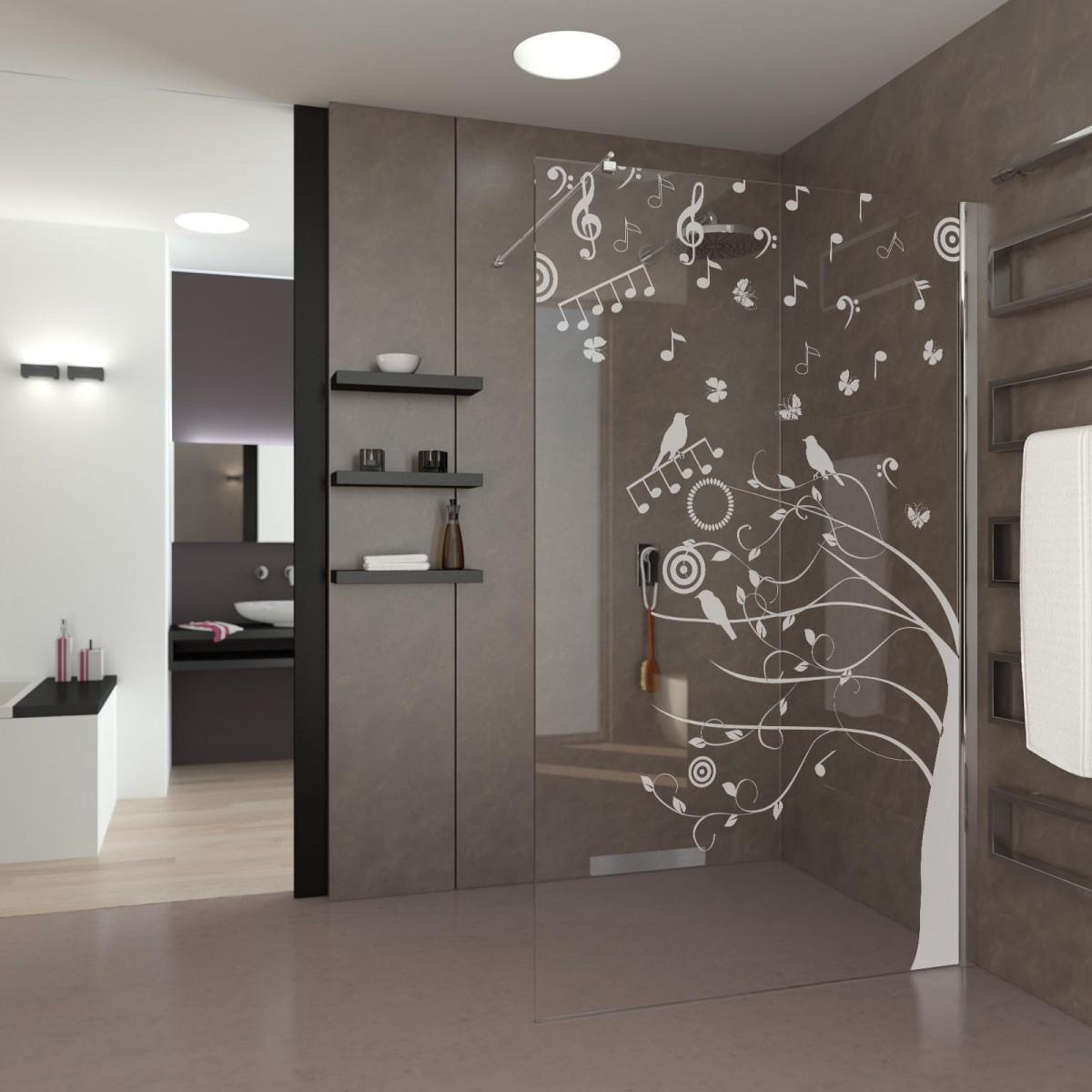 walk in dusche fr hlingsgesang 989705057. Black Bedroom Furniture Sets. Home Design Ideas