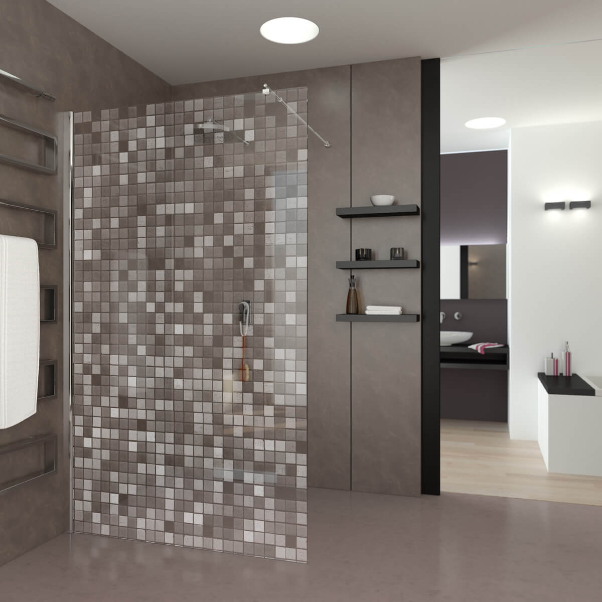 walk in dusche mosaik 989705063