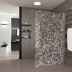 Walk In Dusche Mosaik