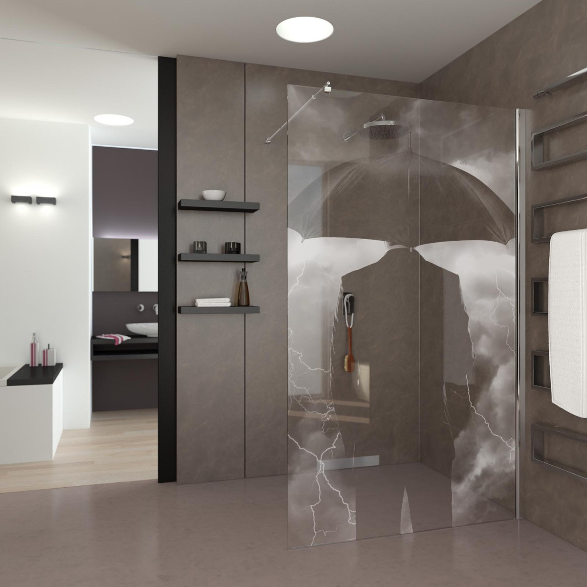 Walk In Dusche Rainman 001