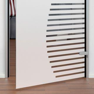 Glastür für Büro Curvy – Bild 3