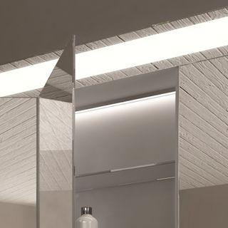 Badezimmer-Spiegelschrank beleuchtet Big  – Bild 3