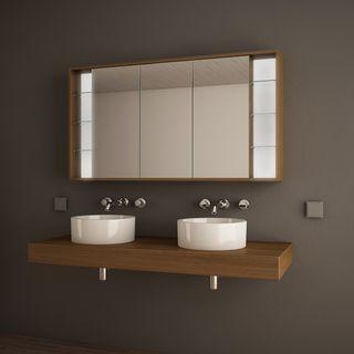 Maßgefertigter Spiegelschrank Puedo  – Bild 1