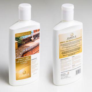 Clean-X Arbeits- und Ablagenflächenschutz