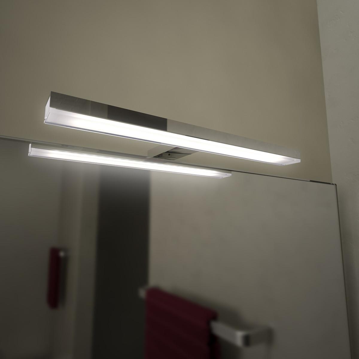 LED Spiegel / Spiegelschrank Leuchte - EBIR Esther Bi-LED duo