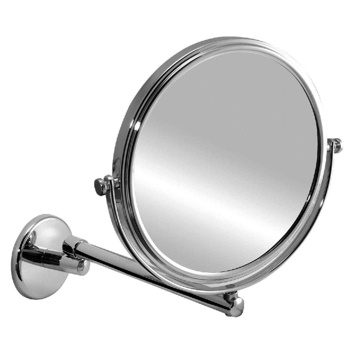 FairSan Rasier- und Kosmetikspiegel, 3-fach Vergrößerung