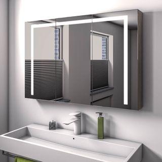 Spiegelschrank nach Maß Naromo  – Bild 1