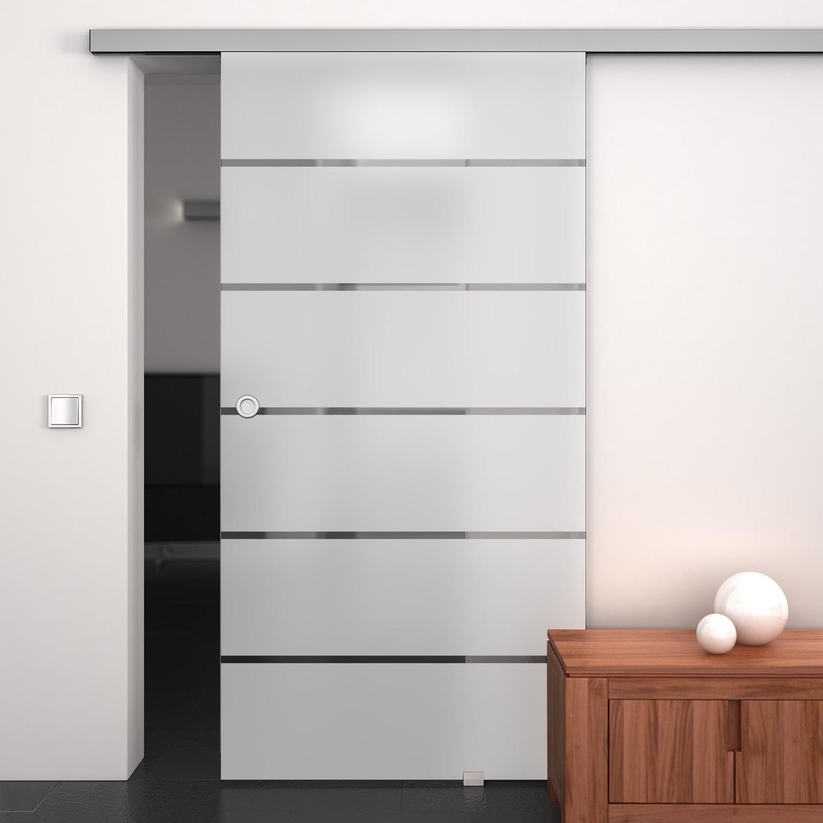 glasschiebet r satiniert mit motiv kashi 989706279. Black Bedroom Furniture Sets. Home Design Ideas