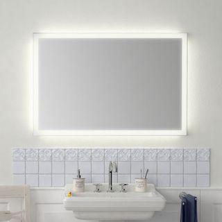 Badezimmerspiegel mit Beleuchtung Naro – Bild 1