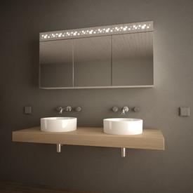 LED-Beleuchteter Spiegelschrank Pleinen