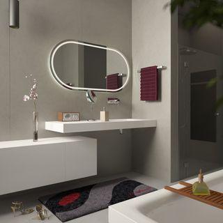 Spiegel LED Rondovaro  – Bild 2