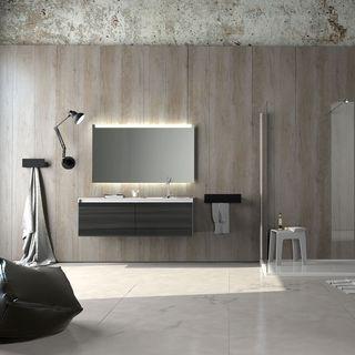 Badspiegel beleuchtet mit LED Puro  – Bild 2
