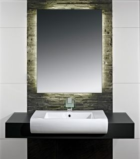 Hinterleuchteter Badspiegel LED Ilumiled – Bild 2