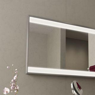 Badspiegel mit Alurahmen Claire  – Bild 2
