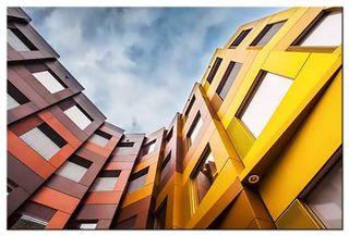 Glasbild Architektur – Bild 3