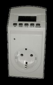 Steuerung Thermotimer für die Infrarotheizung