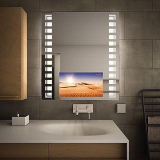 Badspiegel mit Monitor Loka – Bild 1