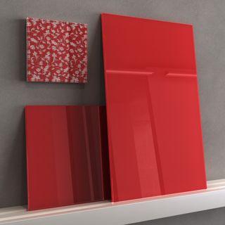 Glas-Küchenrückwand lackiert in RAL-Farbe nach Maß – Bild 6