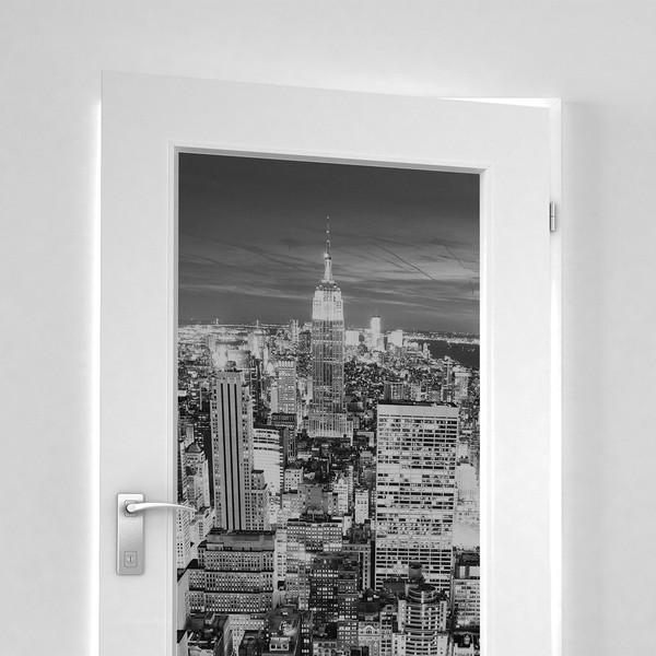 Produktbild 2 Lichtausschnitt lackiert mit Lasermotiv Big City II by Lionidas -