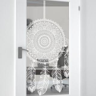 Lichtausschnitt gelasert mit Motiv Dreamcatcher – Bild 2