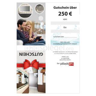 Gutschein 250 Euro – Bild 2