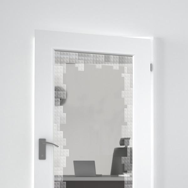 Produktbild 2 Lichtausschnitt gelasert mit Motiv Bausteine by Lionidas -