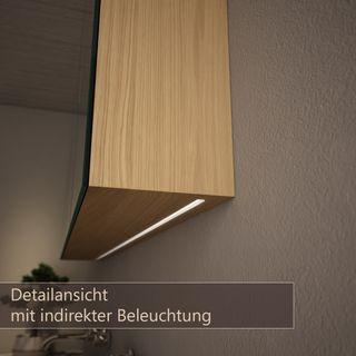 Dachschrägen-Spiegelschrank Wiesbaden – Bild 3
