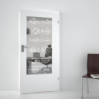 Lichtausschnitt gelasert mit Motiv Ibbenbüren (989707661) ab 279,00 EUR von Lionidas auf glastüren-shop.com