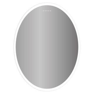 Ovaler Spiegel mit LED nach Maß Logi – Bild 3