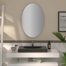 Ovaler Spiegel nach Maß Menja