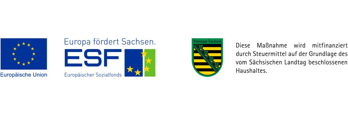 Europa fördert Sachsen - ESF