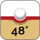 Härte 48°